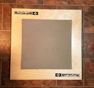 "Gerstung 30 x30"" Club Model running / jogging square board"