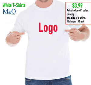 Custom T-Shirts Promotion Impression sur t-shirt,TShirt Printing