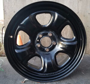 Stock factory Dodge Charger rims