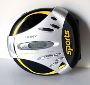 Sony portable Cd players Walkman in good condition