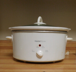 Crock pot for sale.