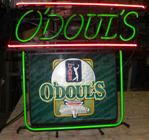 Neon Signs /Pinball Machine/Vintage Tin Signs & Boxes