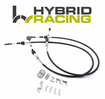 HYBRID RACING SHIFTER CABLES FOR 02-06 RSX / K-SERIES SWAP K20A/A2/A3/Z1 GEARBOX Custom Series Hybrid