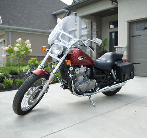PRICED TO SELL-KAWASAKI VULCAN 500