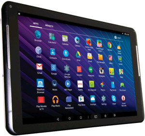 "10.1"" tablet by NuVision"