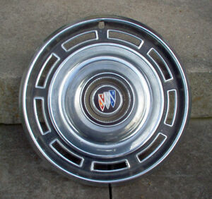 1967 BUICK SPECIAL WHEEL COVER  HUBCAP