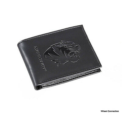Missouri Tigers College Wallets NCAA Bi-Fold University Licensed -