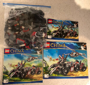 2 Lego Chima Sets for $30