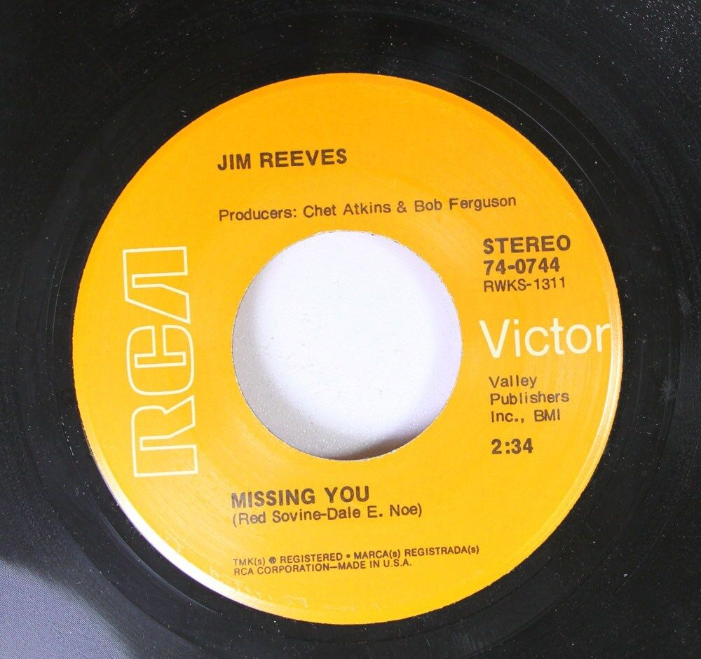 Missing You / The Tie That Binds