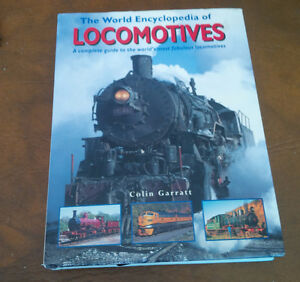 The World Encyclopedia of Locomotives, Colin Garratt, 2001