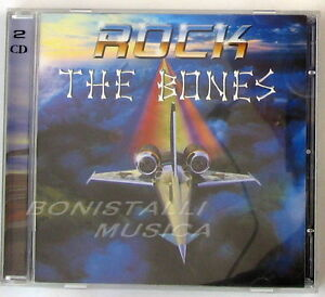 VARIOUS ARTISTS - ROCK THE BONES - Double CD Nuovo Unplayed - Italia - L'oggetto può essere restituito - Italia