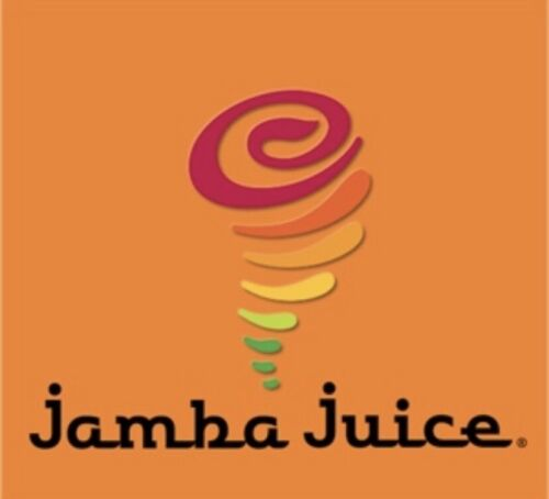 2 X 25 Jamba Juice Certificate - 50 Total - Mailed Out Same Day  - $32.50
