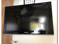 Samsung 40inc HD tv