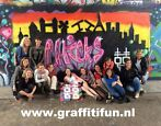 Graffitifun graffiti workshops (TIP)