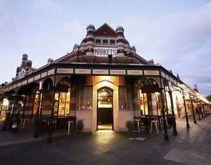 PRIME location in the Fremantle Markets Fremantle Fremantle Area Preview