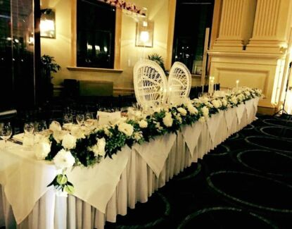 Flower garland (artificial) for HIRE