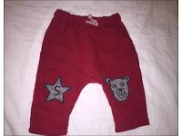 Zara baby boy trousers