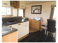 Static Caravan with Free Standing Furniture For Sale in Heacham Close to Wells