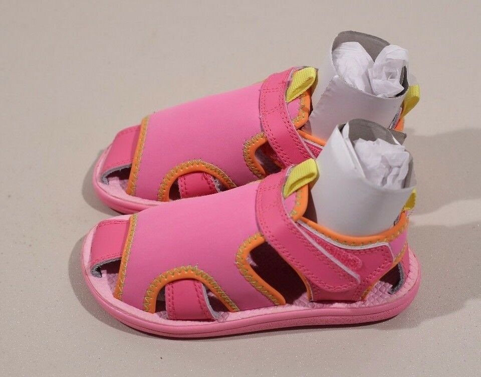 Jumping Jacks 'Water Baby' Hot Pink Water-Friendly Sandal for Toddlers Size 7