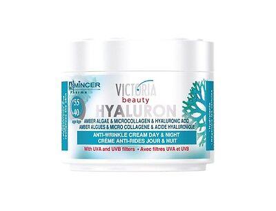 Best Anti-wrinkle Rejuvenate Face Cream Amber Algae Hyaluronic Acid Day &