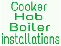 Gas engineer / Cooker & Hob installation / Landlords gas certificate