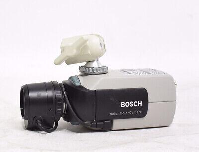 Bosch Ltc045521 Dinion Color Security Camera W Rainbow H6mm 12 Lens