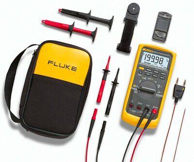 Fluke 87-5e2 Industrial Multimeter Electrician Combo Kit