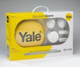 YALE HSA6200 Intruder Alarm. Brand New Boxed
