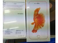 Iphone 6s plus 16 gb rose gold brand new