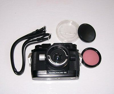 Vintage NIKONOS III WITH 28mm/3.5 And Instruction. Clean - $299.99