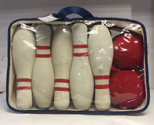 10 Pin 2 Ball Foam Bowling Set Pottery Barn Kids Product