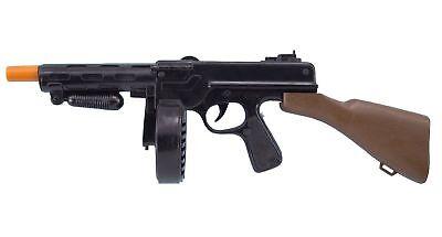 Tommy Gun Toy Plastic 20 Inch Gangster Gun Toy Machine Gun 1