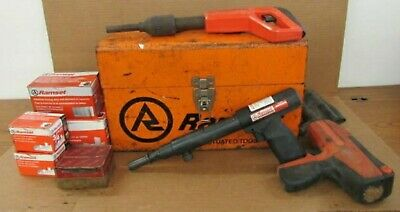 Ramset D60 Rs22 Remington 490 Powder Fastening Toolstool Boxaccessories