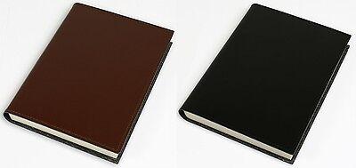 Notizen Italienisch (Italienischer Papuro Special Leder Notizbuch Braun Schwarz 13 X 17 Einfarbige)
