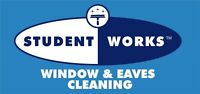 Windows and Eaves Cleaning Service