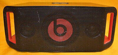Beats by Dr Dre Beatbox Portable (777-00052-00) Black w/ Bluetooth Works GREAT!