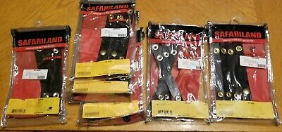 Safariland Belt Keeper Lot Of 6 Packages Police Duty Gear