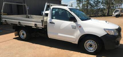 2013 Toyota Hilux Ute Yamanto Ipswich City Preview