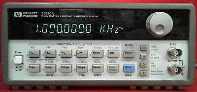 Hp 33120a Function Arbitrary Waveform Generator