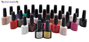 CCO-Nail-Polish-UV-Gel-Soak-Off-100-GENUINE-CCO-Colours-Top-Base-Coat-7-3ml
