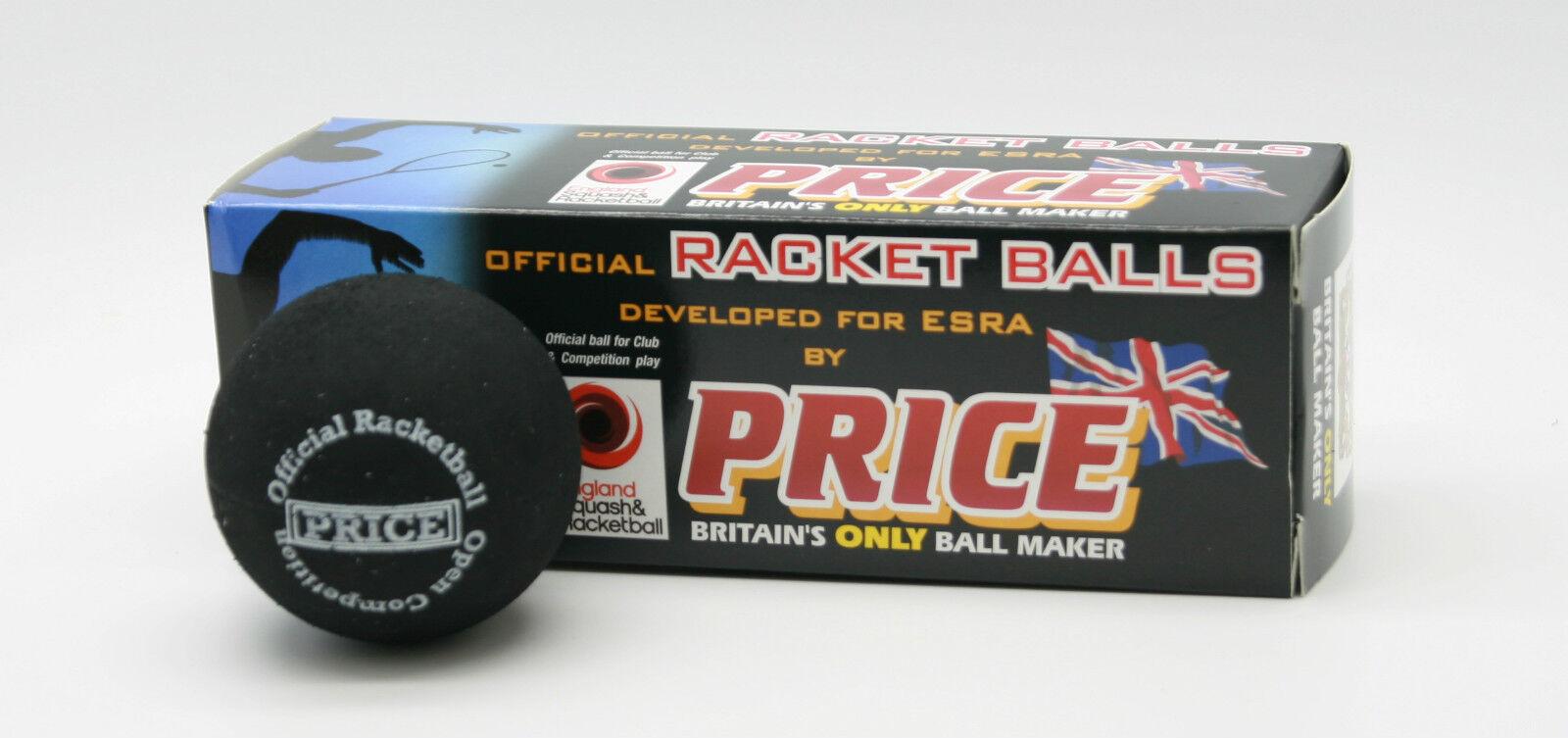 Price's Single Dot Match Racket Ball