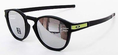 Sonnenbrille OAKLEY Riegel-mod. 9265-2153 VALE MATTE BLACK Objektiv Chrom