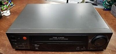 Arm Electronics 30 Hour Real Time 960 Hour Time Lapse Recorder Vcr Security