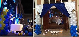 Birthday, Baby celebration, Engagement, Wedding, hall decoration