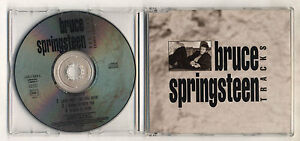 Cd-PROMO-BRUCE-SPRINGSTEEN-Tracks-4-Radio-sampler-cds-single-1998