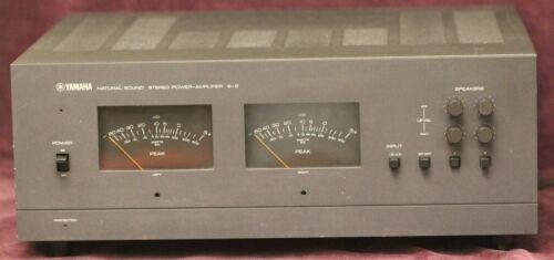 Yamaha Natural Sound Stereo Power Amplifier (Model B-2)