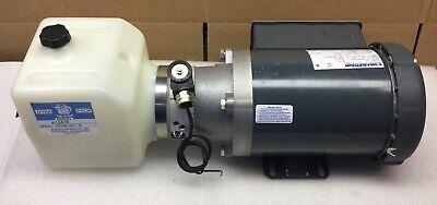 Monarch Hydraulics K12478 Dyna Pack Fluid Pump System 1-12 Hp New In Box