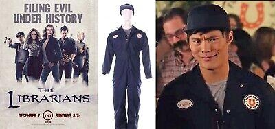 THE LIBRARIANS: Ezekiel Harlan John Kim Screen worn outfit w/Studio COA