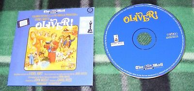 Oliver! - Original Soundtrack Daily Mail Promo CD for sale  Shipping to Ireland