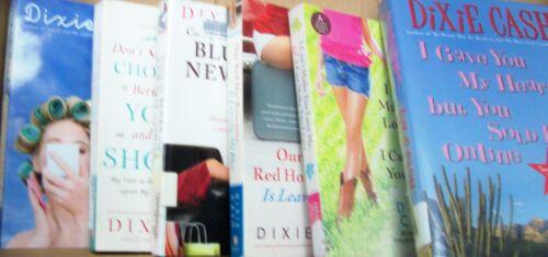 6 Dixie Cash 5 Tradesize 1 Hardcover